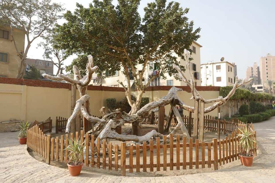 Tree of Panagia CAIRO EGYPT